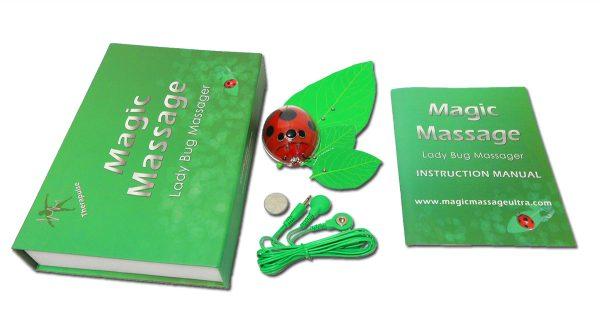 Magic Massage Lady Bug