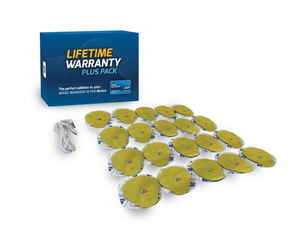 Magic Massage Lifetime Warranty Pack-0