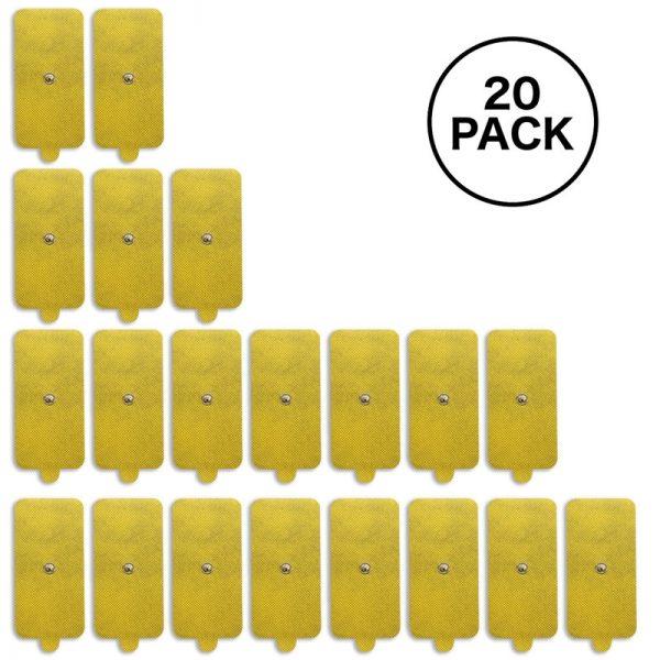 20-Pack of Jumbo Pads-0