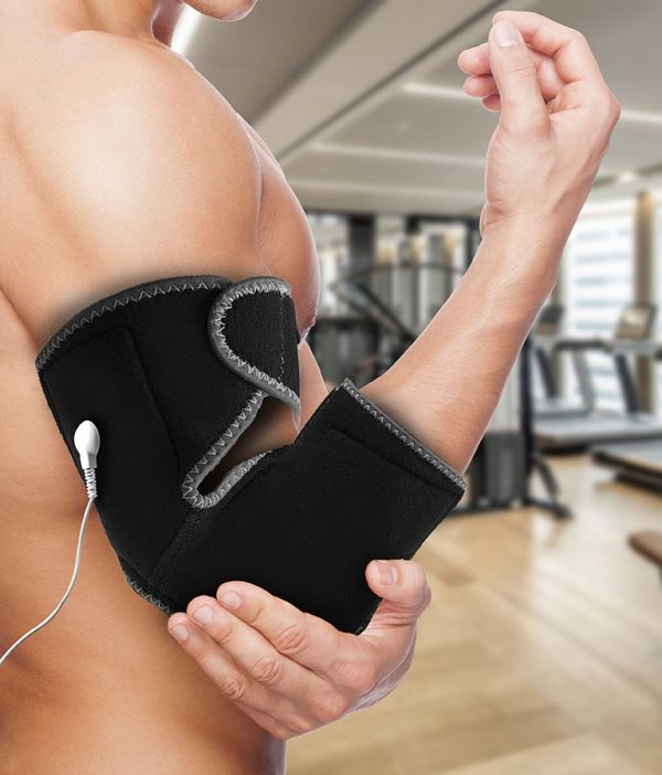 Magic Massage Electric Stimulating Elbow Brace-1235